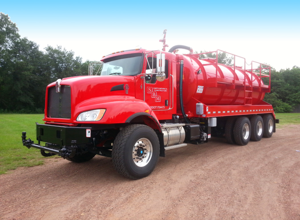 Vacuum Truck Sales & Service :: Equipment