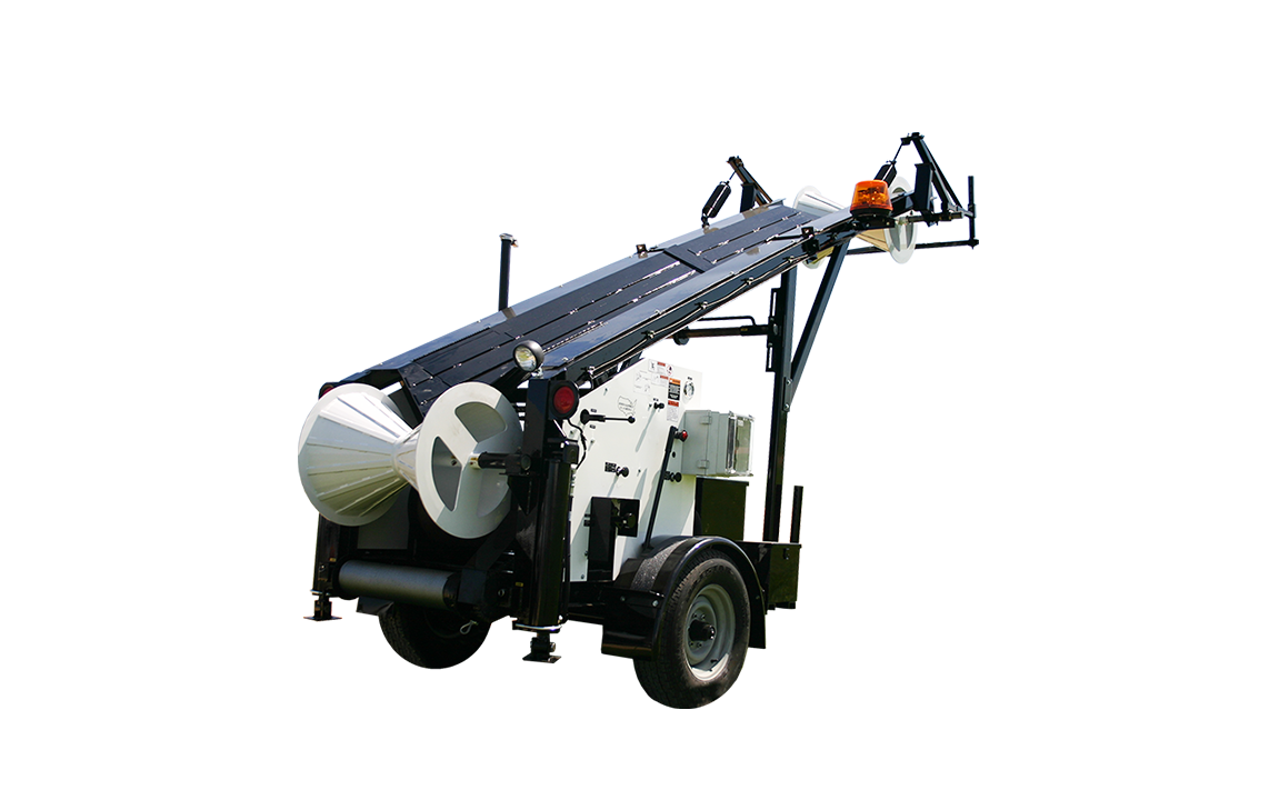 Bucket Machine Truck Loader